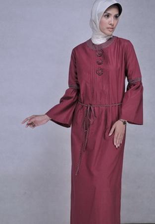 Fashion Baju Gamis WANITA GAYA
