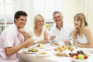 Diet Sarapan Pagi