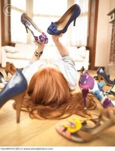 Perhatikan 6 Hal Ini Saat Memilih Sepatu WANITA GAYA