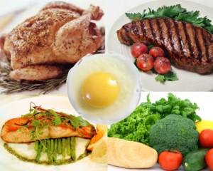 Makanan berkalori tinggi