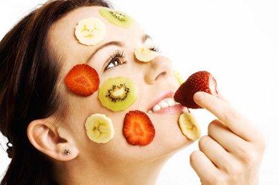 Makanan sehat cantik