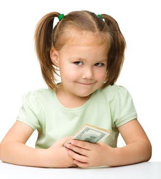 Agar Anak Tidak Boros Sejak Kecil