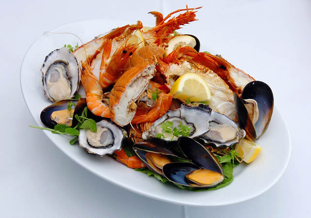 Keuntungan bila Makan Seafood