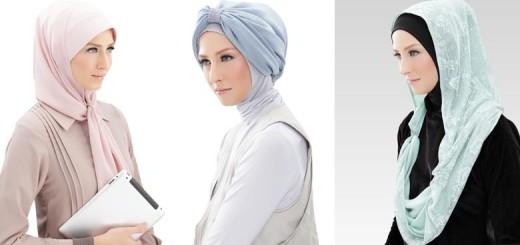 Gaya Turban untuk Muslimah Berpipi Tembam