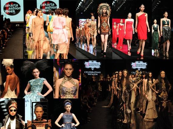 Trend Fashion Indonesia, Trend Fashion
