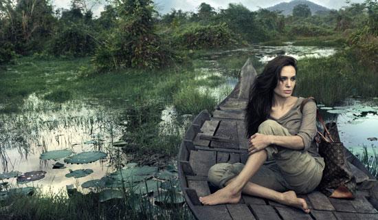Louis Vuitton Angelina Jolie