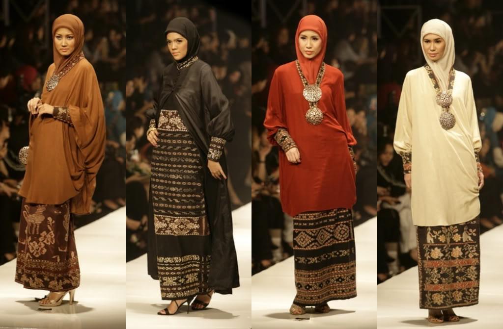 Busana Muslim Wanita Gaya