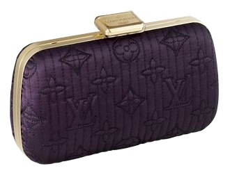 Tas LV Louis Vuitton Minaudiere (Clutch) Monogram Motard