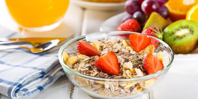 Menu diet sehat anda